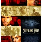 "SOUTHLAND TALES Movie Poster * THE ROCK & SARAH MICHELLE GELLER * 27""x 40"" Rare 2007 NEW"