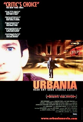 "Jon Shear's URBANIA Movie Poster DAN FUTTERMAN 27"" x 40"" Rare 2000 NEW"