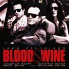 "Bob Rafelson's BLOOD & WINE Movie Poster * JACK NICHOLSON & MICHAEL CAINE * 27"" x 40"" Rare 1996 NEW"