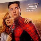 SPIDERMAN 3 Movie Poster * TOBY MAGUIRE & KRISTIN DUNST * 4' x 4' Rare 2007 NEW