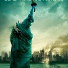J.J. Abrams CLOVERFIELD Movie Poster 4' x 4' Rare 2008 NEW