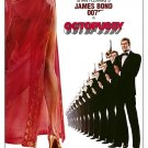 "James Bond 007 OCTOPUSSY Movie Poster * Roger Moore * 27""x 40"" Rare 1983 MINT"