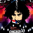 "CHICAGO 10 Original Movie Poster * MARK RUFFALO & JEFFREY WRIGHT * 27"" x 40"" Rare 2008 Mint"