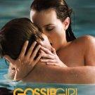 Ziegesar's GOSSIP GIRL Original Poster * Leighton Meester * CW 2' x 3' Rare 2008 NEW