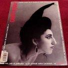 CONTREJOUR Fine Art Photo Journal * Bettina Rheims ~ Andy Warhol ~ Nudes * Rare 1995 Mint