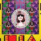 M.I.A. * KALA & MAYA & SPIN COVER * Original Music Poster SET 2' x 3' Rare 2008 NEW