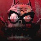 Gorillaz * D-SIDES * Original Music Poster 2' x 3' Rare 2007 MINT