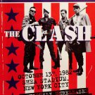 THE CLASH * Live At Shea Stadium * Music Poster 2' x 3' Rare 2008 NEW