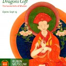 RUBIN Museum Bhutan Original Art Exhibit Poster * THE DRAGON'S GIFT * 4' x 6' NYC Rare 2008 Mint