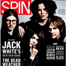 The Dead Weather *JACK WHITE* Music Poster SPIN 2' x 3' Rare 2009 NEW