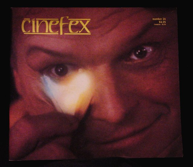cineFex Film Journal * Cocoon / Back to the Future * 1985 MINT