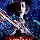 American Revolutionaries * JIMI HENDRIX * RETNA Poster 2' x 3' Ovation* Rock N' Soul *2009 NEW