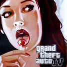 GRAND THEFT AUTO IV Game Poster XBOX 4' x 6' Rare 2008 NEW