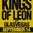 Kings Of Leon * SEX ON FIRE * Orig. Concert Poster 2' x 3' New York 2009 RARE