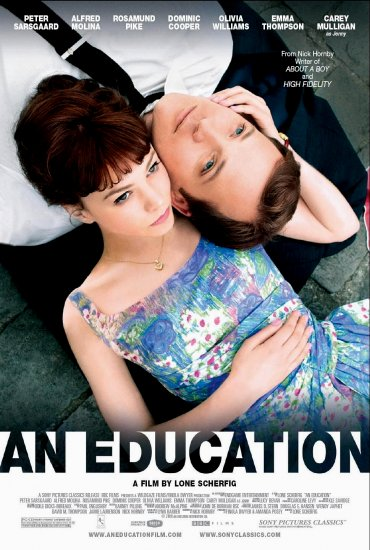 "AN EDUCATION Movie Poster * CAREY MULLIGAN * 27"" x 40"" Very Rare 2009 NEW"