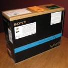 "Sony Vaio * BOX ONLY * for 15""inch 1.73ghz N 325 E/B Laptop NEW"