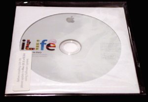 Apple iLIFE 2009 Drop-In DVD Install Disc * SEALED * Brand New