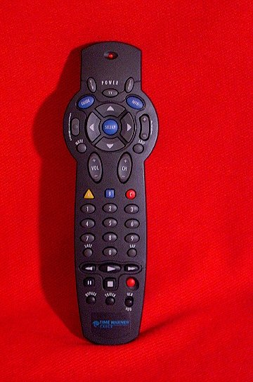 TIME WARNER CABLE ER1 Remote Control for Scientific Atlanta Explorer * With Manual * NEW