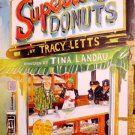 "Tracy Letts's * SUPERIOR DONUTS * Broadway Poster 14"" x 22"" Rare 2009 NEW"