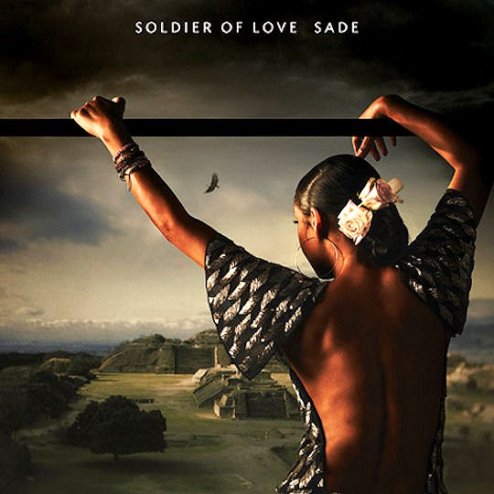 SADE * Soldier of Love * Music Poster 2' x 2' Rare 2010 NEW