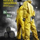 BREAKING BAD Original Poster * Bryan Cranston & Aaron Paul * AMC 2' x 4' Rare NEW 2010