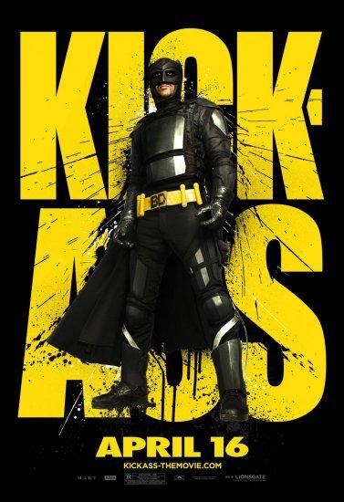 KICK-ASS Original Movie Poster * BIG DADDY * 4' x 6' Rare 2010 NEW