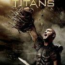 CLASH OF THE TITANS Orig Movie Poster * MEDUSA  * 4' x 6' Huge Rare 2010 NEW