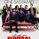 DEATH AT A FUNERAL Original Movie Poster * CHRIS ROCK  * 4' x 6' Rare 2010 NEW