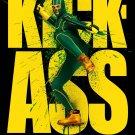 KICK-ASS Original Movie Poster * KICK-ASS * 4' x 6' HUGE 2010 NEW