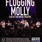 Flogging Molly * GREEN 17 TOUR * NYC Concert Poster SET 2' x 2' Rare 2010 NEW