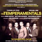 "Jon Marans * THE TEMPERAMENTALS * Off-Broadway Poster 14"" x 22"" Rare 2010 NEW"