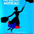 Disney's MARY POPPINS Original Broadway Poster 4' x 6' Rare MINT 2006