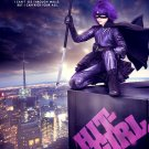 KICK-ASS Original Movie Poster * HIT GIRL * 27 x 40 DS 2010 NEW