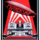 LED ZEPPELIN * MotherShip * Music Poster SHEPARD FAIREY 4' x 6' HUGE Rare 2007 NEW