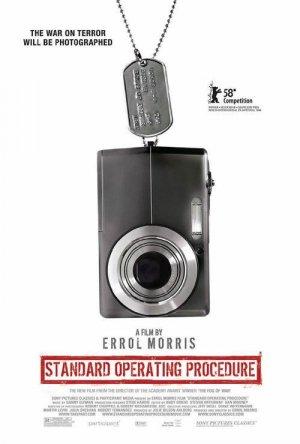 "Errol Morris * STANDARD OPERATING PROCEDURE * Original Movie Poster  27"" x 40"" NEW 2008 Rare"