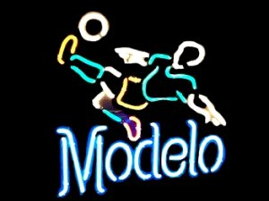 Modelo Especial World Cup NEON LIGHT WALL SIGN Huge NEW Limited Edition