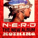 N.E.R.D. * NOTHING * Music Poster Large 2' x 3' Rare NEW 2010