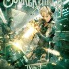 Zack Snyder's SUCKER PUNCH Original Movie Poster * Jena Malone * 2' x 3' Rare 2011 NEW