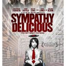 """Sympathy for Delicious Original Movie Poster * MARK RUFFALO * 27"""" x 40"""" Rare 2011 Mint"""