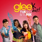 "GLEE Original Series 2 Poster SET 27"" x 40"" Rare 2010 Mint"