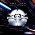 The Orb / David Gilmour * Metallic Spheres * Original Music Poster 2' x 3' Rare 2010 Mint
