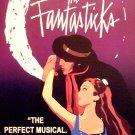"THE FANTASTICS NYC Broadway Poster 14"" x 22"" Rare 2010 NEW"