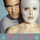 "Almodóvar's THE SKIN I LIVE IN Original Movie Poster * Antonio Banderas * 27"" x 40"" Rare 2011 Mint"