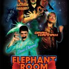 "Elephant Room Original Theater Poster * St. Ann's Warehouse * 14"" x 22"" Rare 2012 Mint"