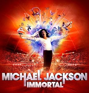 "Michael Jackson * IMMORTAL * Original Music Poster 27"" x 40"" Rare 2012 MINT"