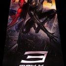 SPIDERMAN 3 Movie Poster * VENOM REFLECTION * 2' x 4' Rare 2007 NEW