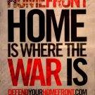 HOMEFRONT Original Game Poster SET 2' x 3' Rare 2011 Mint