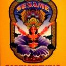 "Foxfarm * OPEN SESAME * Original AD Poster 13"" x 19"" Rare 2012 Mint"