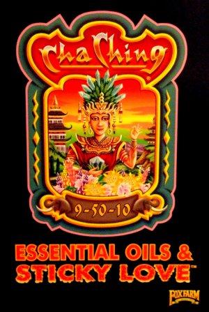"Foxfarm * CHA CHING * Original AD Poster 13"" x 19"" Rare 2012 Mint"