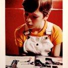 WHITNEY Museum Original Art Exhibition Poster * WILLIAM EGGLESTON * NYC 2' x 3' Rare 2008 Mint